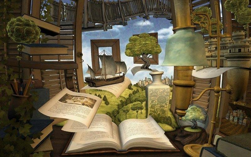 Типы художественной литературы