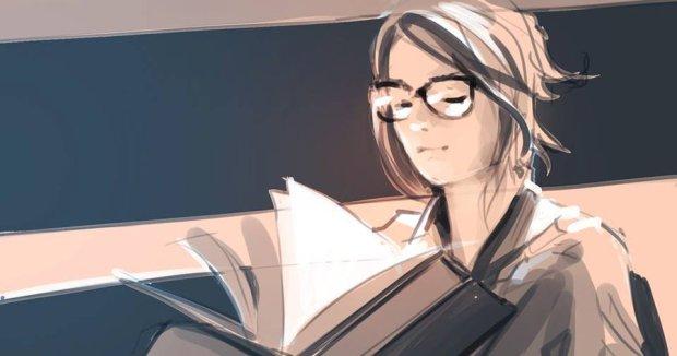 Как читать книги?
